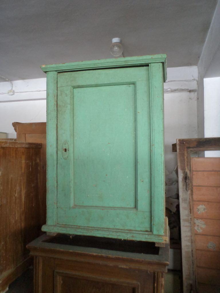 Nice vintage furniture with original painting